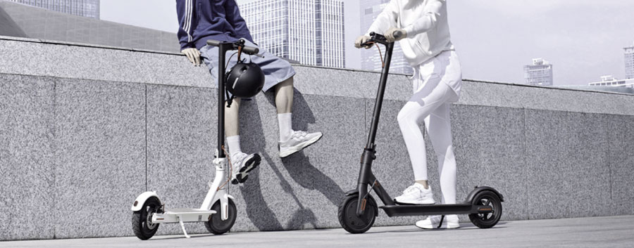 trottinette xiaomi mijia electric scooter 1s